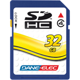 Dane-Elec Secure Digital High Capacity (SDHC)