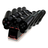 dreamGEAR DGPS3-1339 Quad Dock for PS3 Charging Cradle