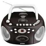 Jensen CD-540 Radio/CD/Cassette Player/Recorder Boombox