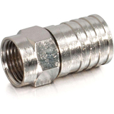 41082 - C2G Quad Hex Crimp F Connector
