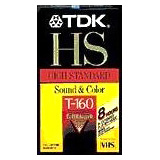 TDK Life on Record 30540 VHS Videocassette