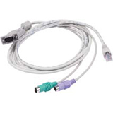 Raritan MCUTP60-PS2 Cat.5 KVM MCUTP Cable Adapter
