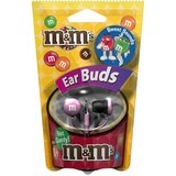 Maxell M&M'S MMEB-P Binaural Earphone - 190551