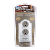 Monster Cable PowerProtect 200 FS MP 2-Outlets Surge Suppressor