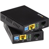 StarTech.com 10/100 VDSL2 Ethernet Extender Kit over Single Pair Wire - 1km
