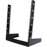 StarTech.com Open Frame 2 Post Rack - RK12OD