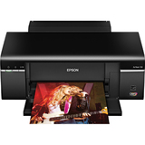Epson Artisan 50 Inkjet Printer - Color - 5760 x 1440 dpi Print - CD/DVD Print, Photo Print - Desktop C11CA45202