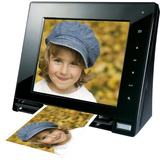 "Mustek PF-A6L Digital Photo Scanner With 8"" LCD - PFA6L"