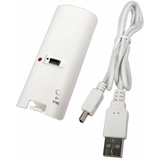Cables Unlimited Hardcore Gaming Wii Controller Charging Kit - Gaming
