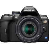 Olympus E-620 12.3 Megapixel Digital SLR Camera (Body with Lens Kit) - 14 mm - 42 mm (Lens 1), 40 mm - 150 mm (Lens 2) 262162