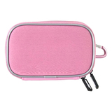 dreamGEAR DGDSI-1959 Portable Gaming Console Case - Neoprene - Light Pink
