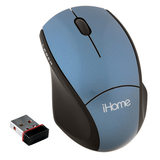 LifeWorks IH-M171ZN Wireless Laser Notebook Mouse