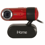 SDI Technologies IH-W313NR MyLife Notebook Webcam - Red - CMOS - USB