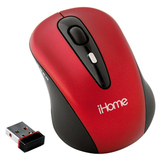 LifeWorks IH-M175ZR Mid-Size Wireless Laser Mouse