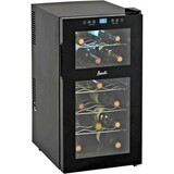 Avanti EWC18DZ Dual Zone Thermoelectric Wine Cooler