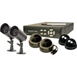 Security Labs SLM429 4-Channel Video Surveillance System