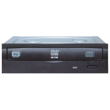 PLDS iHAS124 Internal DVD-Writer - Black IHAS124-04