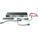 HP Server Console KVM Switch AF617A