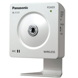 Panasonic BL-C121A IP Network Camera