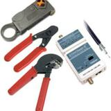 C2G RG6 Dual Shield Coaxial Cable Installation Kit with Tester 29839