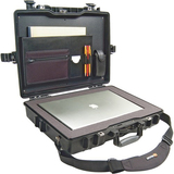Pelican 1495 Notebook Case with Foam - 1495008110