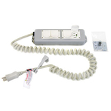 Ergotron 4-Outlets Medical Grade Power Strip