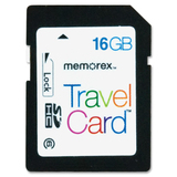 Memorex 16GB Secure Digital High Capacity (SDHC) Card