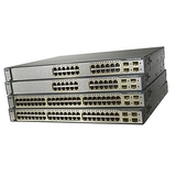 Cisco Systems, Inc WS-C3750G-24TS-S Catalyst 3750G-24TS Ethernet Switch