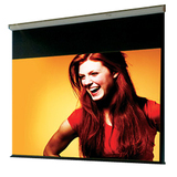 Draper Luma with AutoReturn Electrol Projection Screen - 60' x 60' - Matte White - 85' Diagonal