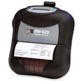 Zebra RW 420 Thermal Label Printer