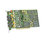 Dialogic D4PCIUFEW Combined Media Board 887-440