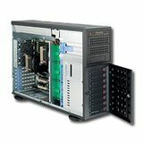 Supermicro SuperServer 7046T-3R Barebone System