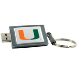 Centon 2GB DataStick Keychain University of Miami Edition USB 2.0 Flash Drive