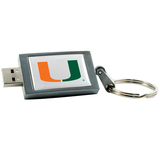 Centon 4GB DataStick Keychain University of Miami Edition USB 2.0 Flash Drive