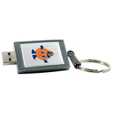 Centon 4GB DataStick Keychain Syracuse University Edition USB 2.0 Flash Drive