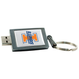 Centon 4GB DataStick Keychain University of Illinois - Champaign Edition USB 2.0 Flash Drive