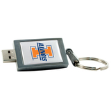 Centon 2GB DataStick Keychain University of Illinois - Champaign Edition USB 2.0 Flash Drive