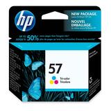 HP 57 Tri-Color Ink Cartridge C6657AC#140