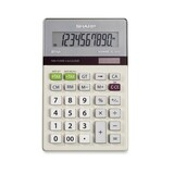 Sharp Semi-Desktop Basic Calculator - EL334TB