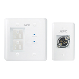 APC AV INWALLKIT-WHT In-Wall Power Filter and Connection Kit INWALLKIT-WHT