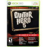 Activision Guitar Hero 5 Bundle