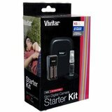 Vivitar SK-600 Slim Digital Camera Starter Kit