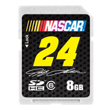 Centon 8GB NASCAR Jeff Gordon Secure Digital High Capacity (SDHC) Card