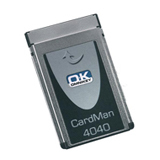 HID OMNIKEY 4040 Mobile Smart Card Reader