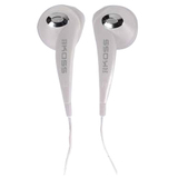 Koss JAMSVV Earphone - Stereo - White - Mini-phone