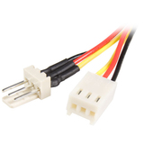 StarTech.com Fan Power Extension Cable