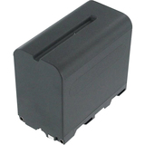 Battery Biz Hi-Capacity B-963 Lithium Ion Camcorder Battery