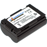 Battery Biz Hi-Capacity B-9591 Lithium Ion Digital Camera Battery