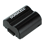 Battery Biz Hi-Capacity DR9668 Duracell Camera Battery