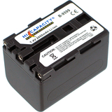 Battery Biz High Capacity B-9599 Lithium Ion Camcorder Battery